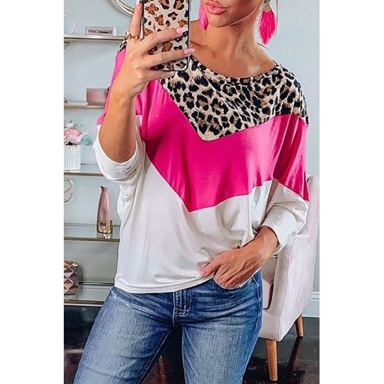 Rose White Sp cing Blouse