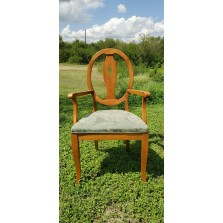 *FREE SHIP*  Country Colors Dining Chair 14-6420 Arm Chair #214 Wheat