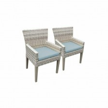 2 Fairmont Dining Chairs With Arms