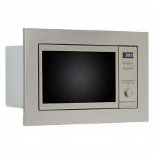 0.8 Cu. Ft. Built-in Combo Microwave Oven with Auto Cook and Memory Function.