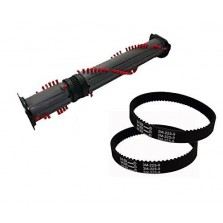 1 Dyson DC17 Animal Replacement Brushroll With 2 Free DC17 Belts Fits Dyson Parts 911961-01, 911710-01. Generic. (1 Brush & 2 Belts)