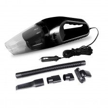 120W 12V Portable Handheld Vacuum Cleaner - Hand Vacuum Pet Hair Vacuum, Car Vacuum Cleaner Dust Busters for Home and Car Cleaning Wet & Dry